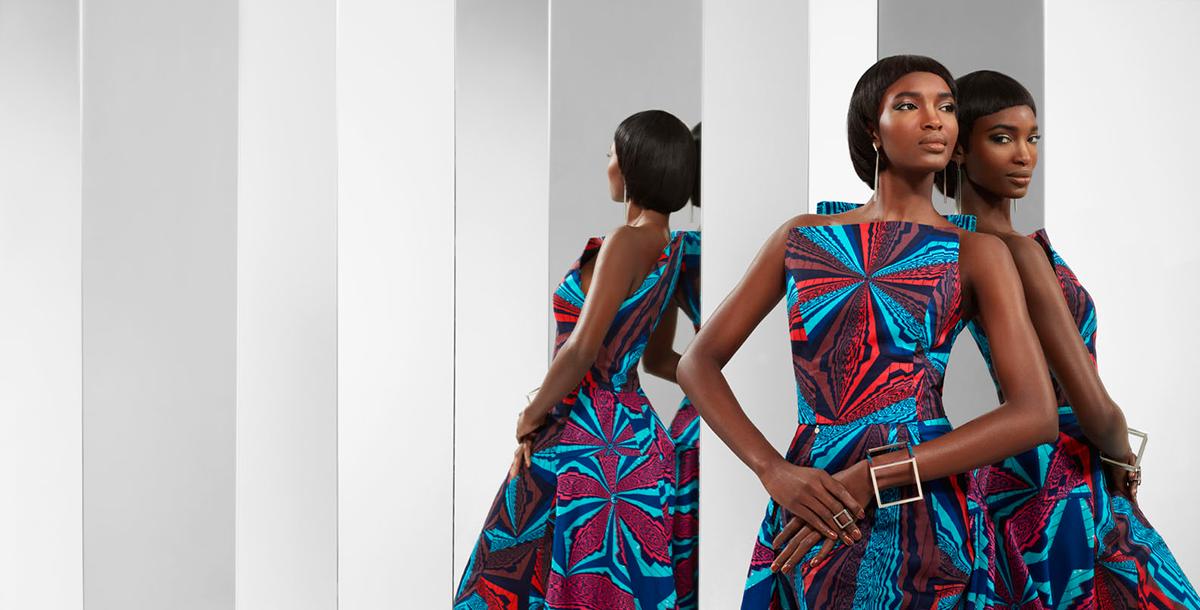 VLISCO, LE ROI DU PAGNE   Living The African Dream