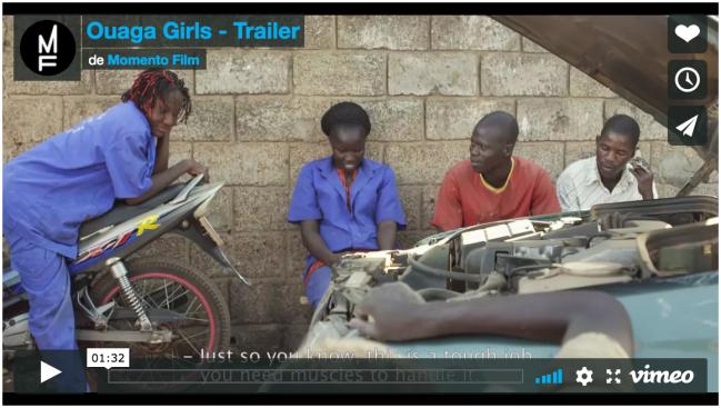 Film Ouaga girls