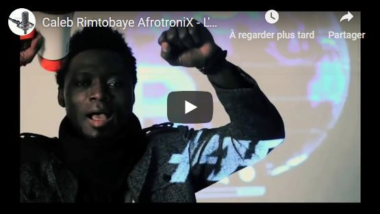 Afrotronix - le pays va tomber